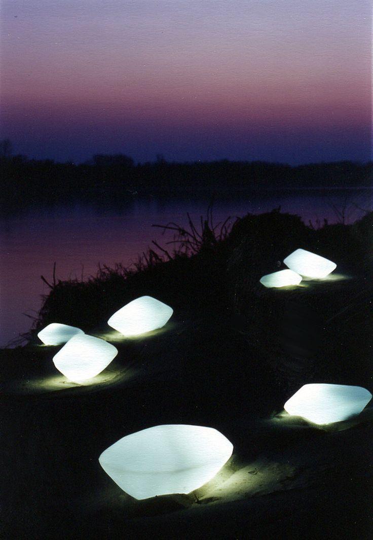 25 best ideas about modern landscape lighting on