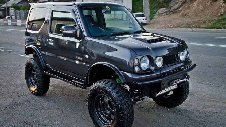 Suzuki Jimny Front ARB Winch Bumper - Google Search