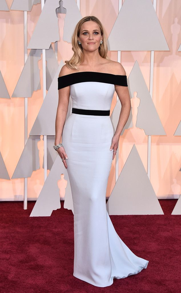 Reese Witherspoon in Tom Ford at the Academy Awards 2015 | #2015Oscars #redcarpet #bestdressed