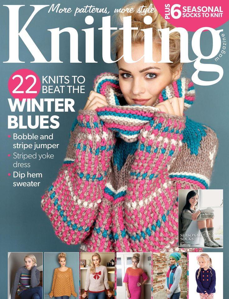 86 Best Knit And Crochet Magazines Images On Pinterest Crochet