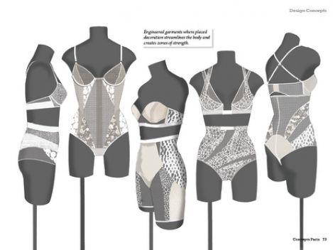 Concepts Paris Lingerie Trends