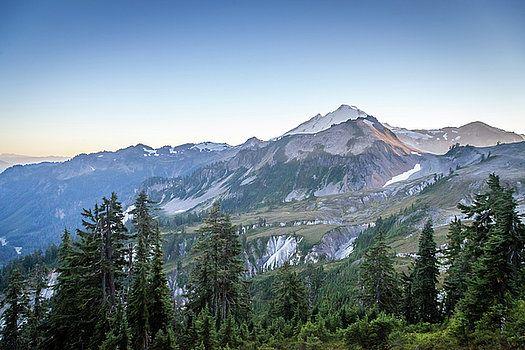 Art Calapatia - Mount Baker, WA