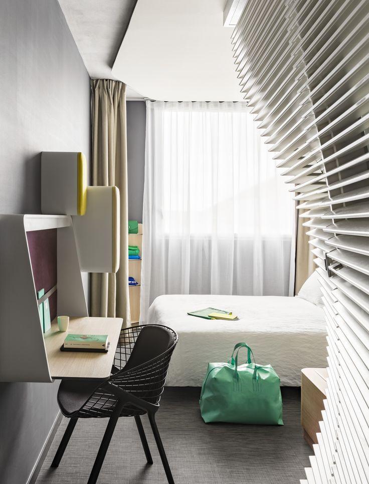 OKKO HOTELS Bayonne Centre : la chambre