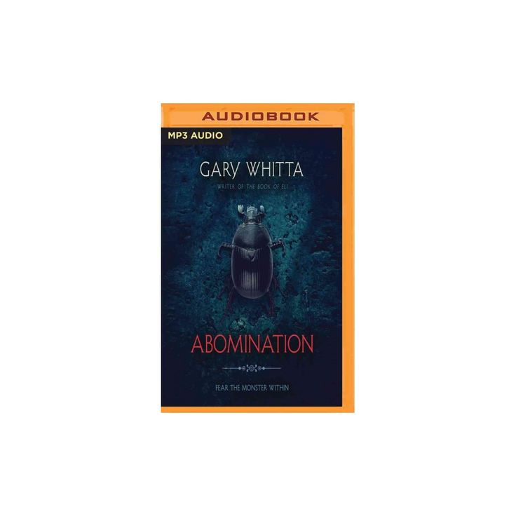 Abomination (MP3-CD) (Gary Whitta)