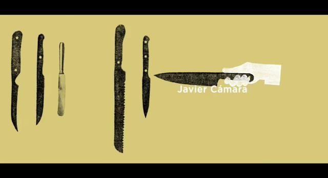 """FUERA DE CARTA by isidro ferrer. Títulos de crédito para la película """"FUERA DE…"""