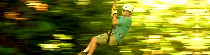 Veragua Rainforest - Costa Rica - The Original Canopy Tour. Amazing views of La Amistad International Park and Chirripó Reserve