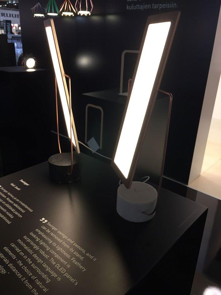 'Swinger' by Heli Juuti > Helsinki Design Week 2015