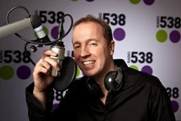 """Edwin Evers, """"Evers staat op"""", elke dag bij Radio 538."""