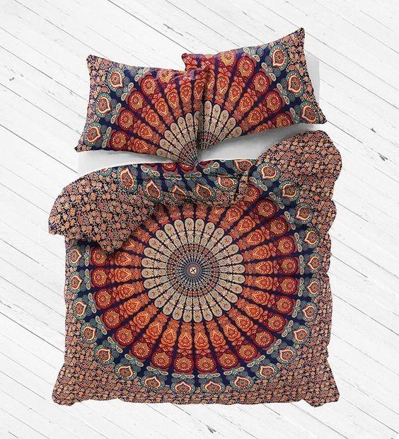 Prosperity Duvet Cover and Pillow Set