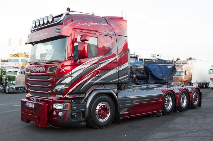 Tekno : Groot in Klein Jonsson, Anders | Tekno schaalmodellen vrachtwagens