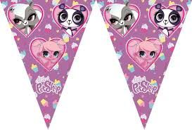 littlest pet shop party printables - Google Search