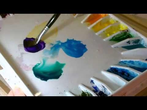 881 best Art - Watercolor Tutorials images on Pinterest ...