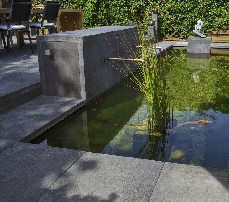 Waterornament van Schellevis, verkrijgbaar bij www.martinbuijtels.com