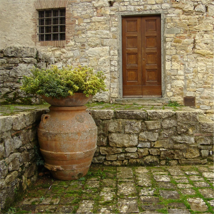 17 Images About Tuscan Courtyard On Pinterest Small