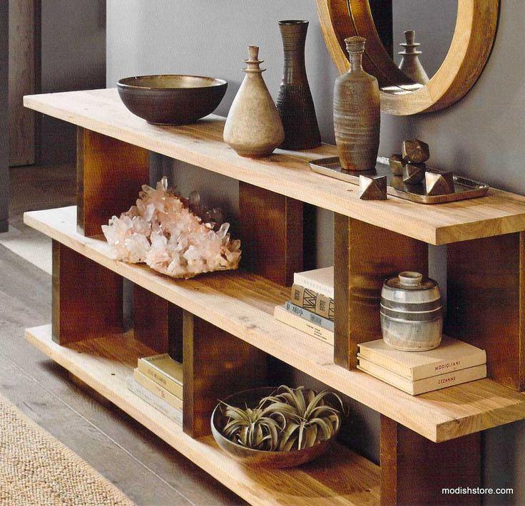 Roost Solari Bookshelves, Low – Modish Store