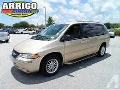 2000 Chrysler Town and Country Extended Mini Van Limited for Sale in ...