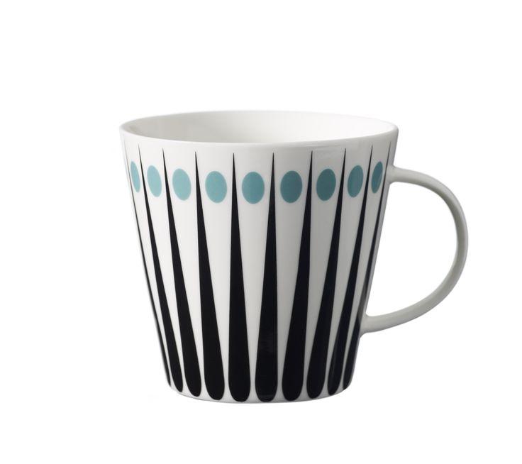 Mug - Amanda - Aqua