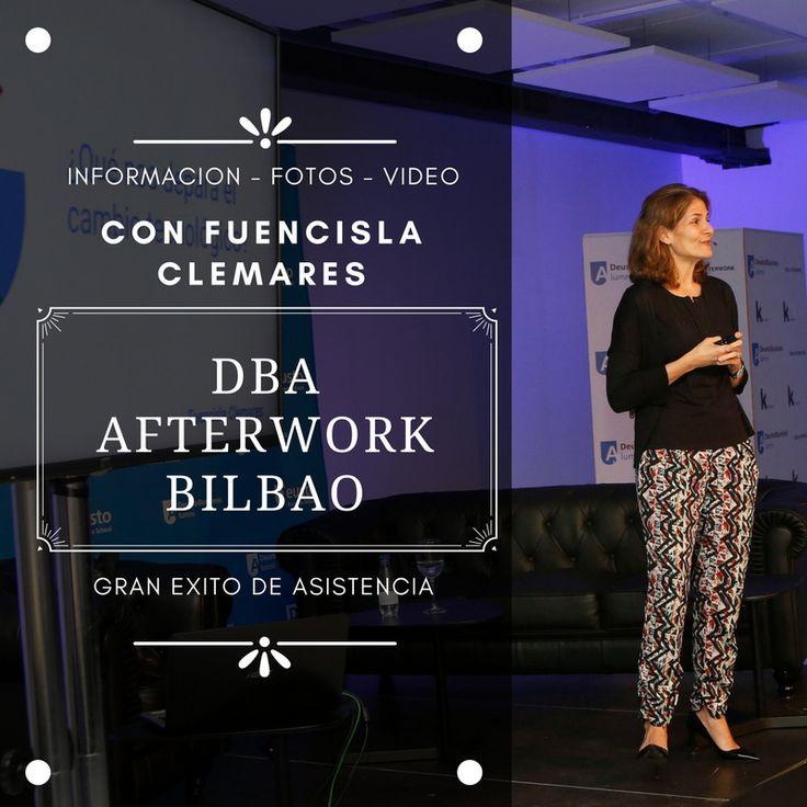El día 15 de junio la asociación Deusto Business Alumni ha celebrado la octava edición del DBA Afterwork, un evento con trayectoria y diferente, para acercarse a las jóvenes generaciones asociadas a Alumni DBA, formada por los antiguos alumnos de Deusto Business School. Esta vez se contó con la participación de la directora general de Google España y Portugal, Fuencisla Clemares.