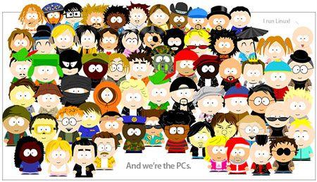 personajes de south park nombres - Buscar con Google