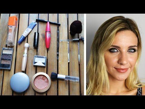 Günlük Makyaj Rutinim - Ekonomik Ürünlerle - YouTube