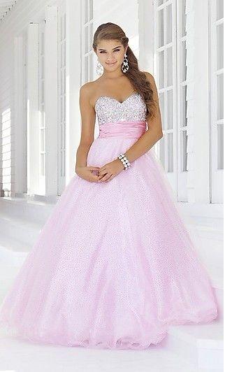 Liza růžové plesové šaty na maturitní ples - plesové šaty, svatební šaty, společenský salón