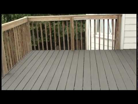 Deck Revive By Gulf Synthetics Better Product Than