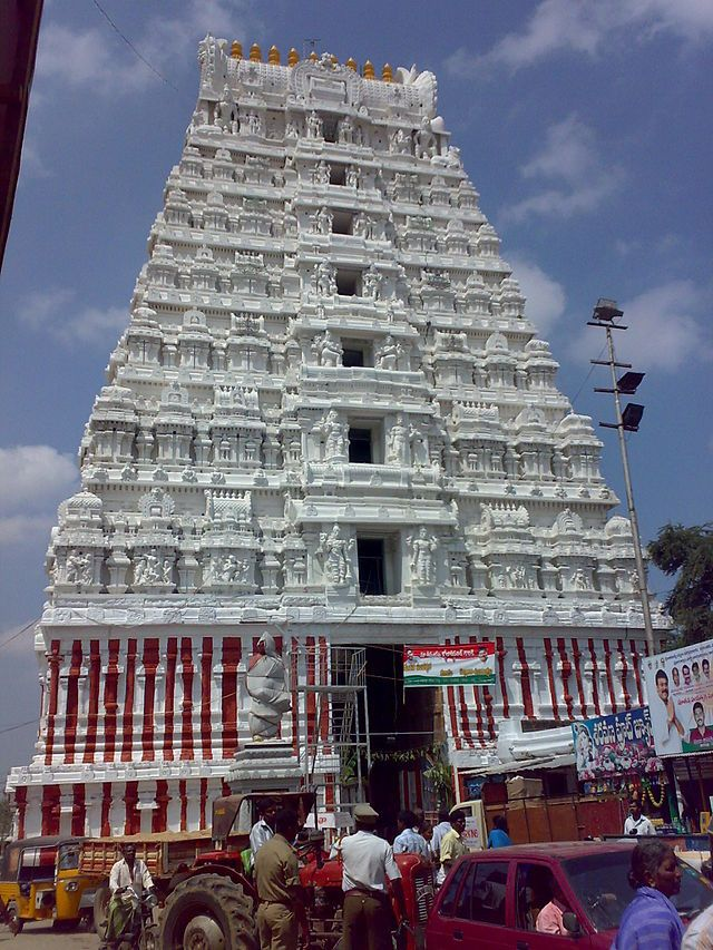 Srikalahasti Temple - Wikiwand