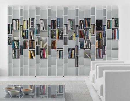 Random Bookcase - MDF Italia - 2