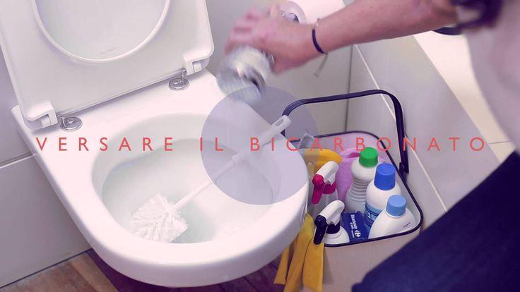 Se il wc ha perso smalto, questa soluzione veramente economica e 100% ecologica vi aiuterà a sistemare la situazione. Basta guardare questo video, munirsi di...