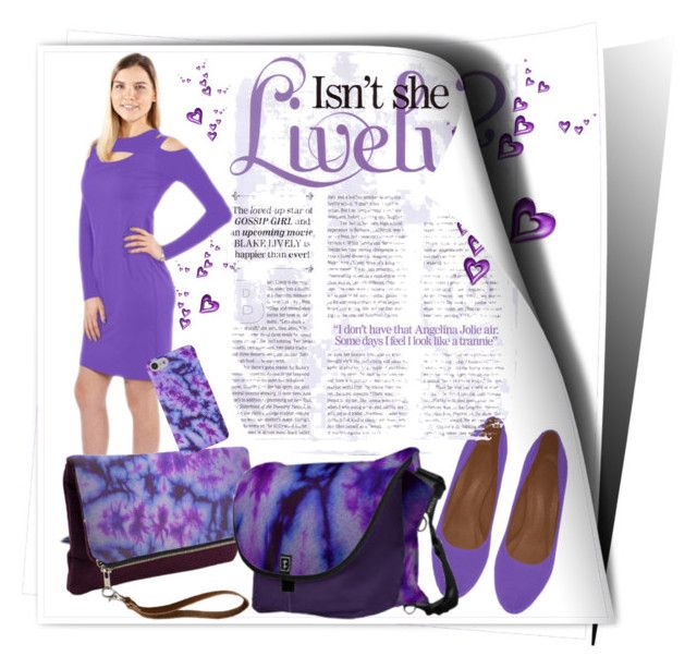 """Purple Power Pop!"" by wackyworkshop ❤ liked on Polyvore featuring purplepower, internationalwomensday and pressforprogress"