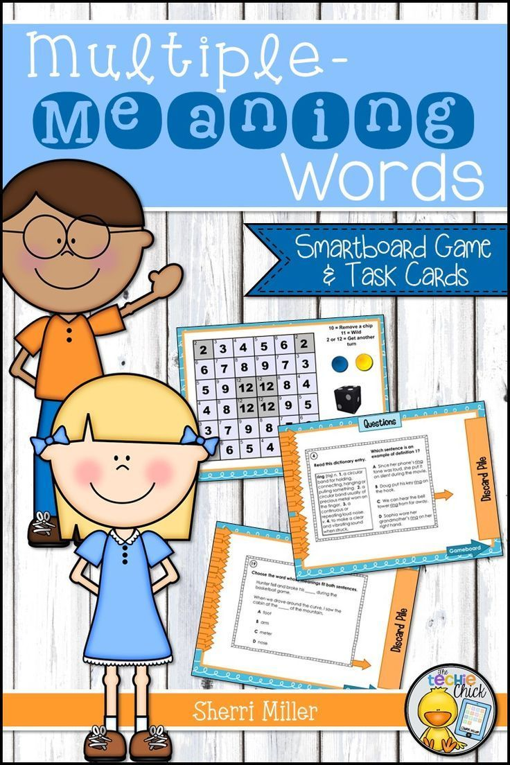 Help your students master multiple meaning words with this engaging review Smartboard game and task cards.Students will use dictionary entries and sentences to match the correct meaning of the word.  The questions are also provided in task card format.