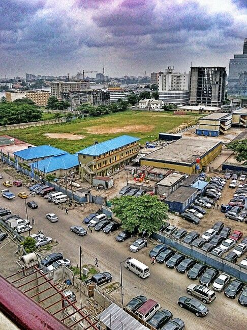 #StreetPhotography #NaturePhotography Victoria Island, Lagos, Nigeria.