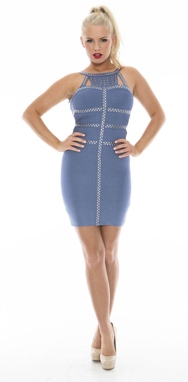 Ultimate stud in 'Michelle'  Shop: http://www.stylemeceleb.co.uk/bodycon/2315641[2].html