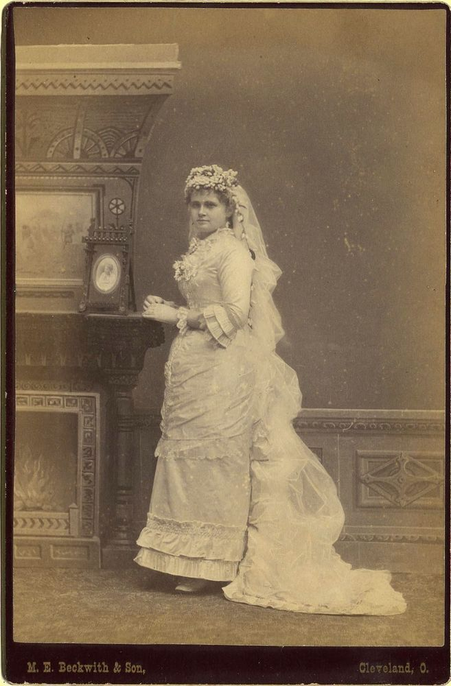 58 best images about 19th century bridal photos on pinterest for 19th century wedding dresses