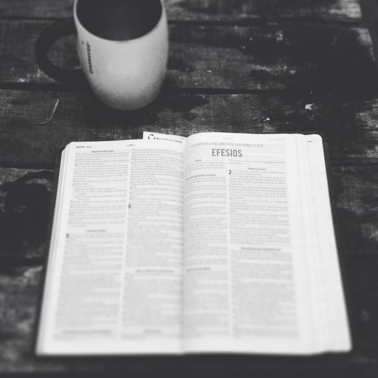 Coffee, Bible and God. Perfect Match.