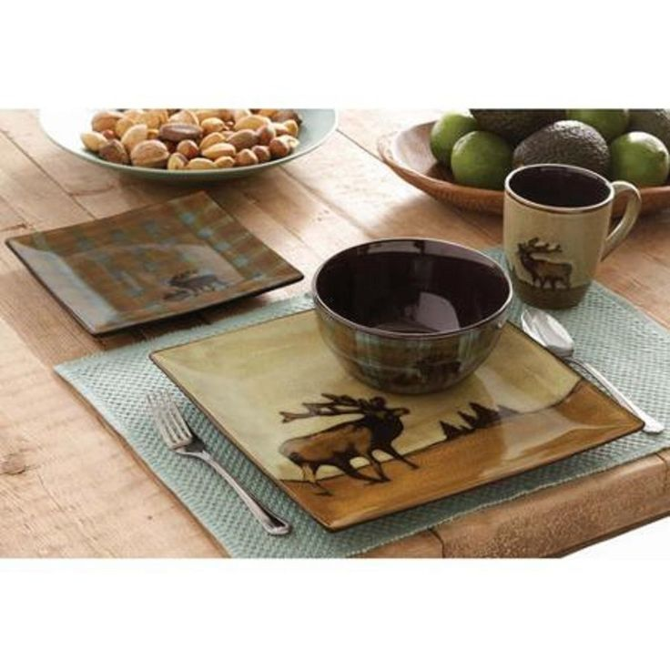 Best 25+ Rustic dinnerware sets ideas on Pinterest ...
