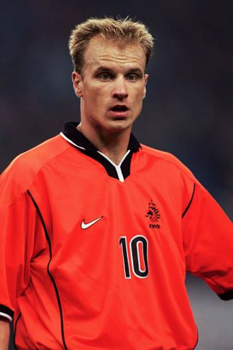 Dennis Bergkamp - Ajax, Internazionale, Arsenal, Netherlands.
