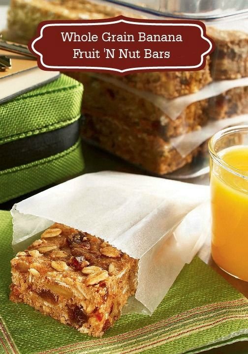 banana fruit fruit and nut bar recipe healthy