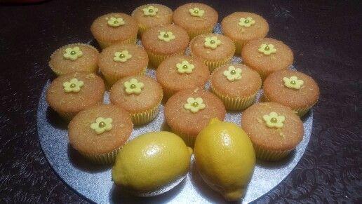 Little Lemon teacakes