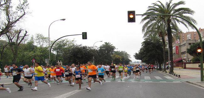 Carrera Popular de Triana, 2011, Sevilla