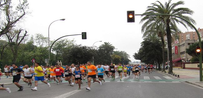 Carrera Popular de Triana, 2011, Sevilla