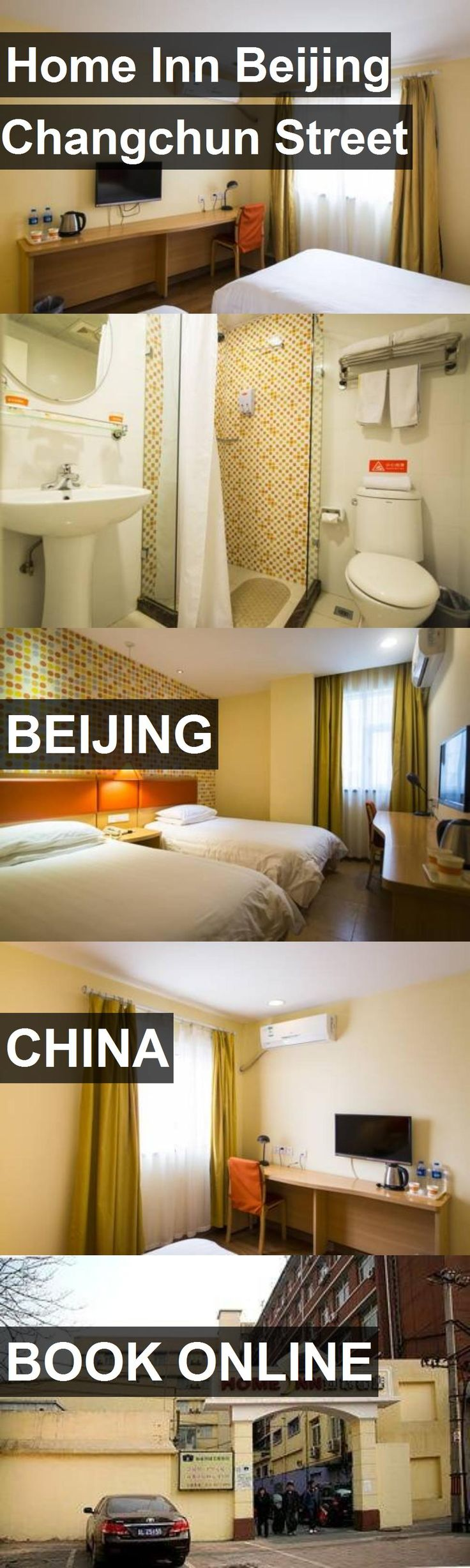 Hotel Home Inn Beijing Changchun Street in Beijing, China. For more information, photos, reviews and best prices please follow the link. #China #Beijing #HomeInnBeijingChangchunStreet #hotel #travel #vacation