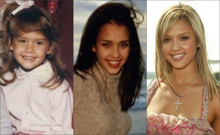 Jessica Alba : A life in pictures