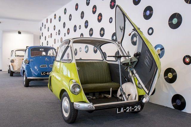 Micro Carros: Museu do Caramulo prolonga exposição até 28 de Fevereiro