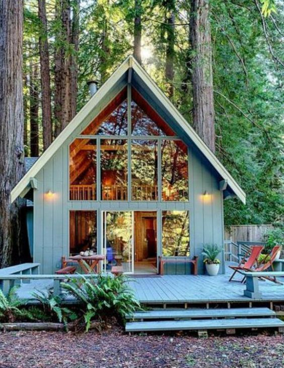 Tiny Houses - Cabins, Pool Houses, Small Homes for Sale
