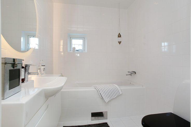 Inbyggt badkar