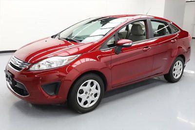 2013 Ford Fiesta 2013 FORD FIESTA SE SEDAN AUTOMATIC CRUISE CONTROL 24K #204738 Texas Direct Auto