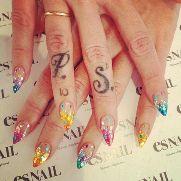 Es Nail Salon Los Angeles: 217 Best Nails Images On Pinterest