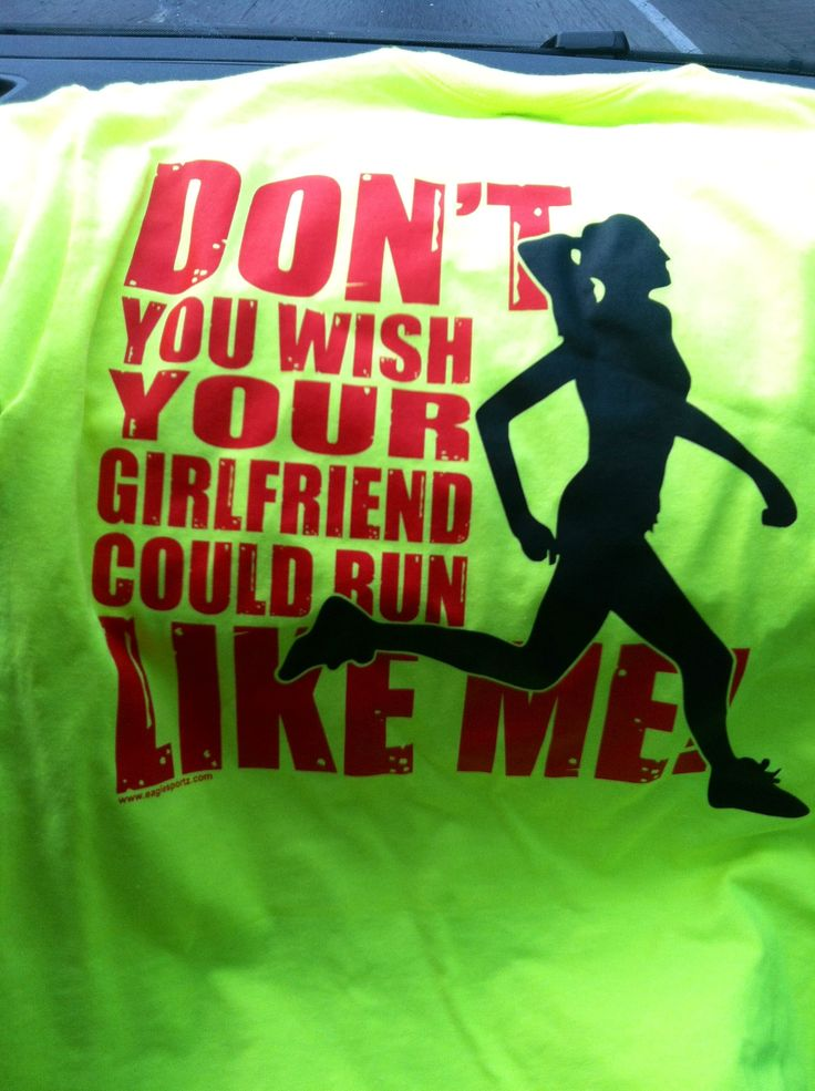 cross country running shirts (; gotta love em...almost as much as XC girls