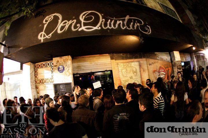 Don Quintin Condesa Tel. 1990-7713 Tamaulipas #37-A, Col. Condesa, México DF